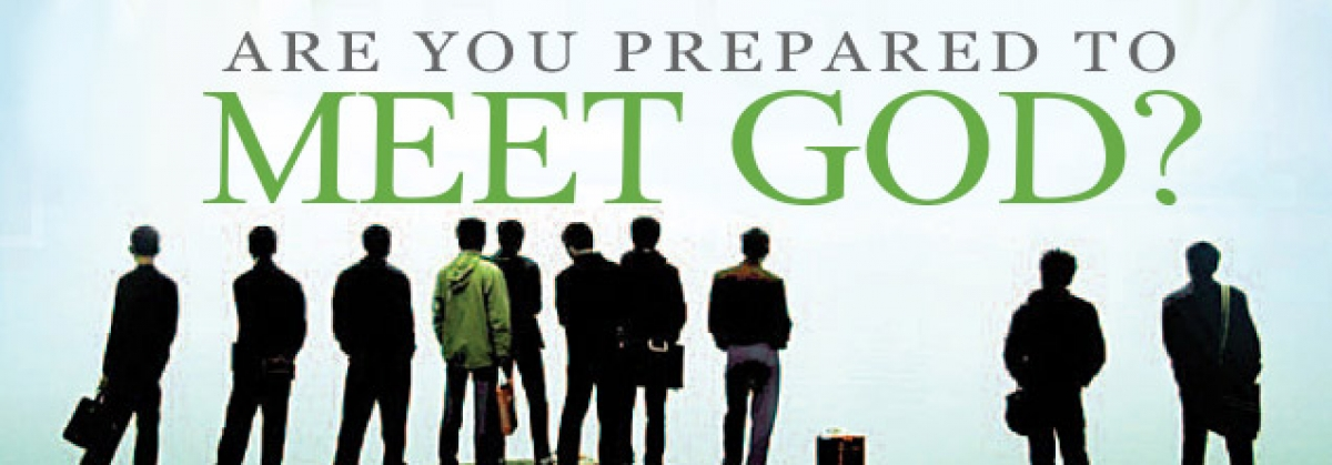 Are you prepared to meet your God? 9News Nigeria Sunday Message